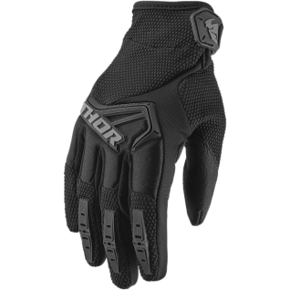 Текстилни кросови ръкавици Thor Spectrum  S20 2021 черно