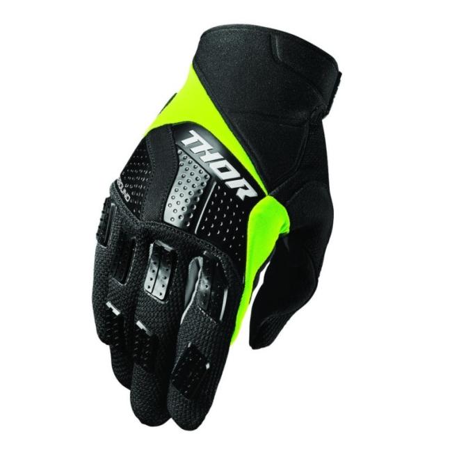 Текстилни кросови ръкавици Thor S7 Rebound