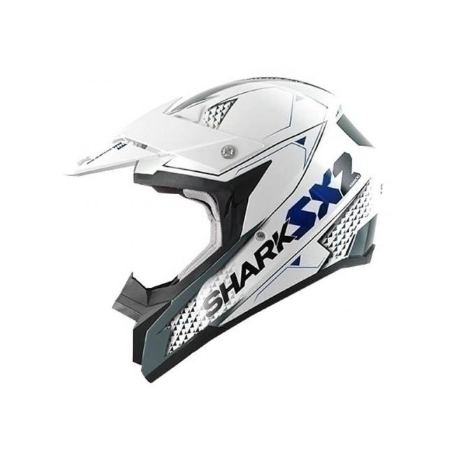 Кросова каска Shark SX-2 Kamaboko