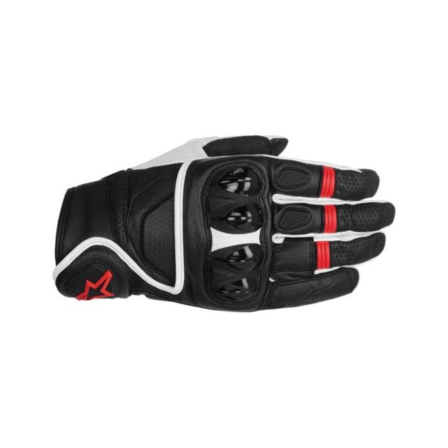 Кожени мото ръкавици Alpienstars Celer