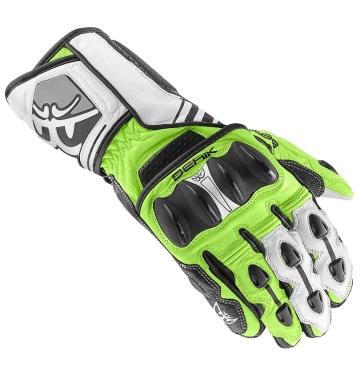 Кожени мото ръкавици Berik Track