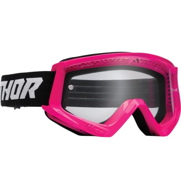 Ендуро / крос очила Thor Combat 2022- прозрачна плака