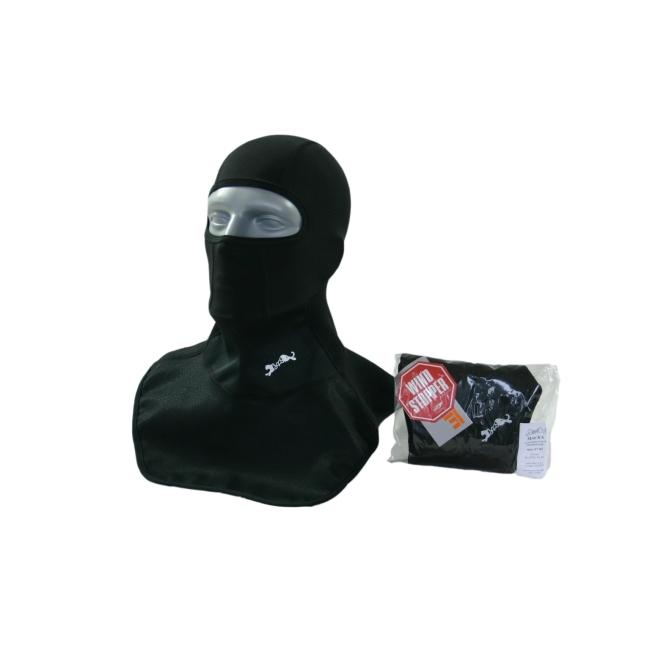 Мото маска за лице с яка Bars