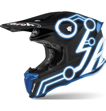 Ендуро / крос каска Airoh Twist 2.0 Neon