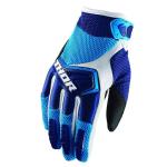 Текстилни кросови ръкавици - детски Thor S8Y Spectrum