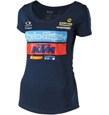 Тениска - дамска Troy Lee Designs KTM Team