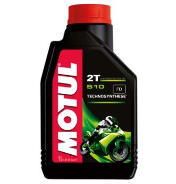 MOTUL двигателно масло 510 2T 1L полу-синтетика