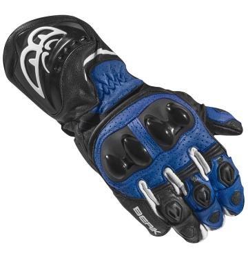 Кожени мото ръкавици Berik Spa Evo