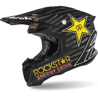 Ендуро / крос каска Airoh Twist 2.0 Rockstar 2021
