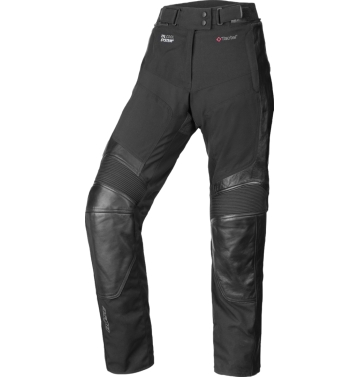 Текстилно / кожен мото панталон - дамски BÜSE FERNO