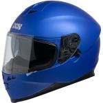 Мото каска IXS 1100 1.0 + вградени тъмни очила