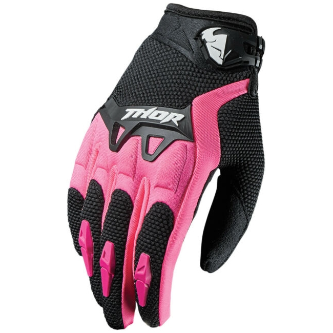 Текстилни кросови ръкавици - дамски Thor S7W Spectrum