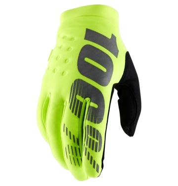 Текстилни кросови ръкавици - зимни 100% Brisker 2021