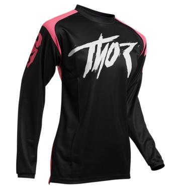 Тениска - дамска Thor Sector Link Pink
