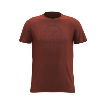 Мъжка тениска SCOTT 30 SLUB