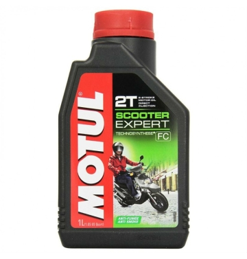 MOTUL двигателно масло Scooter Expert 2T 1L