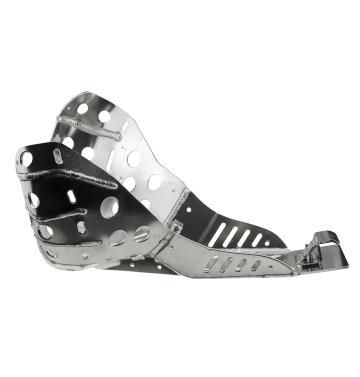 Алуминиева предпазна тава за гайда KTM EXC 250/300 - Husqvarna TE 250/300 2017-2019