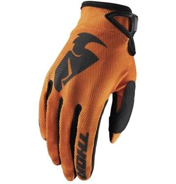 Текстилни кросови ръкавици - детски Thor S8Y Sector