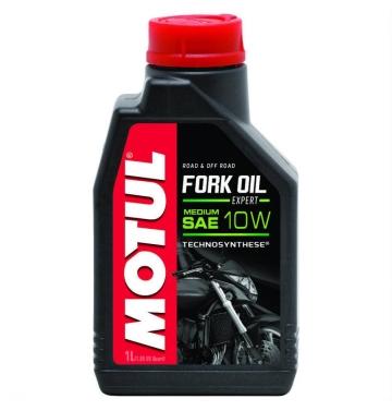 MOTUL масло за предница 10W 1L полу-синтетика медиум