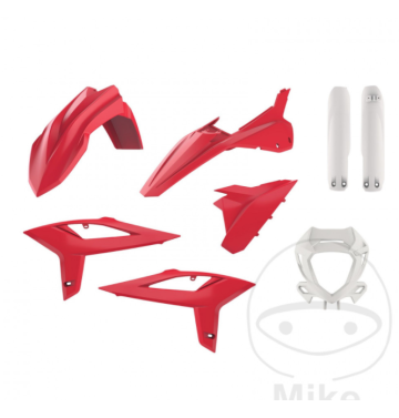 Polisport комплект пластмаси /спойлери за BETA