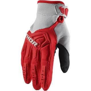 Текстилни кросови ръкавици Thor Spectrum S20 2021 червено