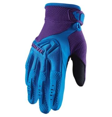Текстилни кросови ръкавици - дамски Thor S20 Spectrum