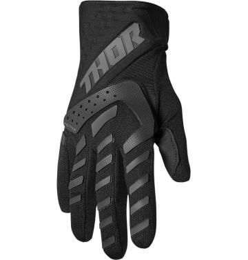 Детски текстилни кросови ръкавици Thor S9Y Spectrum 2022