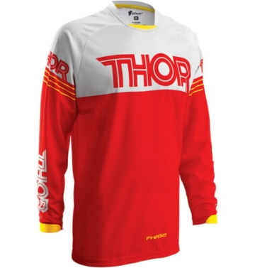 Кросова тениска Thor S6 Phase Hyperion
