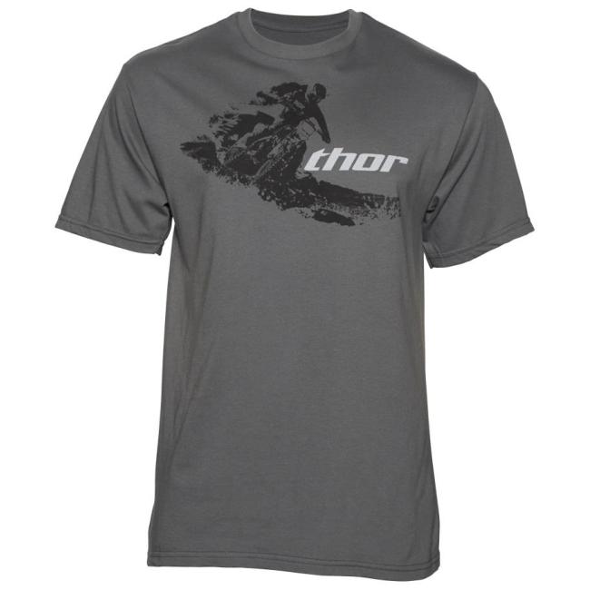 Мъжка тениска Thor Berm Charcoal