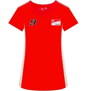 Тениска - дамска GP-Racing Ducati 9 Contrast Sides