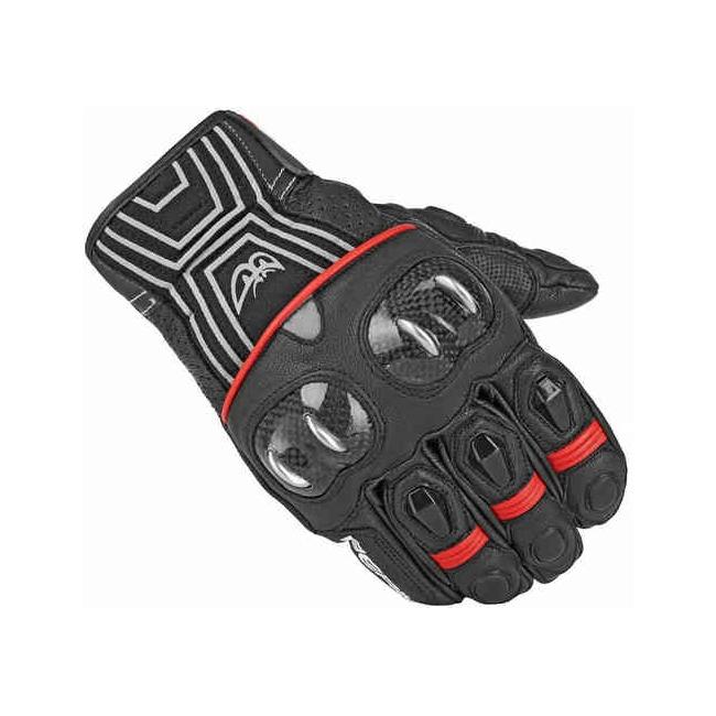 Кожени мото ръкавици Berik Shorty Race